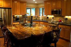 Kitchen Projects Aurora Borealis Granite With A 1 1 2 Top Bullnose Kitchen