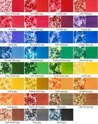 Brusho Color Chart By Chel Micheline Brusho Brusho