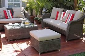 Outdoor Lounge Kubu Sofa Outdoor Lounge 3 Piece Suite