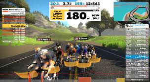 with zwift you can train with power by simply using a sd sensor and selecting one of the clic trainers in the application s library