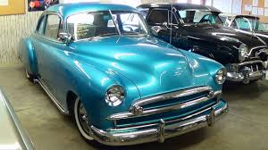 1949 Chevrolet Custom Hot Rod - V8 Lake Pipes Spot Lights Frenched ...