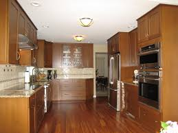 Garden Web Kitchen What Cabinets With This Wood Floor