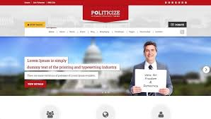 10 Best Political Templates To Lead To Success Awe7
