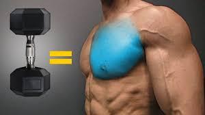 Dumbbell Exercises For Men Chart The Best Dumbbell Exercises For Chest Athlean X
