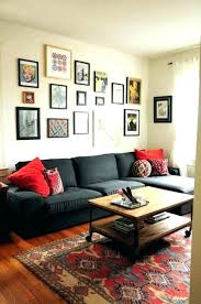 dark grey sofa what color rug gray couch living room accent colors for breathtaking li