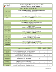 Sample Conference Agenda Conference Template Besikeighty24co 7