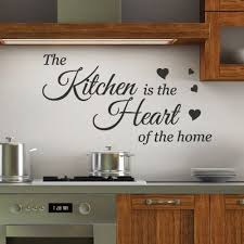 kitchen is the heart wall quotes stickers wall decals wall arts wall decoration on kitchen wall art amazon uk with wall art for kitchens amazon uk