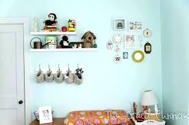 love baby room bookshelf decor wall shelves for shelf ideas design white nursery with hooks