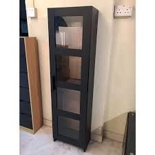 ikea glass door cabinet glass door cabinet black furniture shelves glass door black tv cabinet ikea