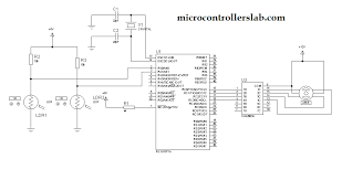 solar tracker circuit diagram the wiring diagram solar tracking system using pic microcontroller circuit diagram