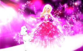 Barbie Doll Cartoon Wallpaper