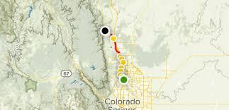 Santa Fe Regional Trail Colorado Alltrails