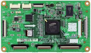 samsung tv replacement parts. 1 of - samsung bn96-09746a (lj92-01609a) main logic ctrl tv replacement parts