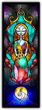 Mermaid Stained Glass Pattern Simple Design Ideas
