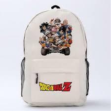 Японские аниме <b>Dragon Ball Z</b> персонаж сон Гоку портфель ...