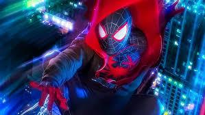 În lumea păianjenului (2018) film animatie online subtitrat in romana. Miles Morales Spider Man Wallpapers Wallpaper Cave