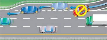 Kết quả hình ảnh cho làn đường trên đường cao tốc