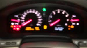 Lexus Rx300 Vsc Warning Light Ls430 Vsc Reset Youtube