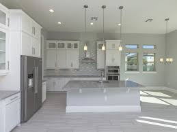 Slate Kitchen Floors Kitchen With Flat Panel Cabinets Slate Counters In Orlando Fl