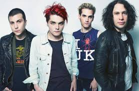 the birth life and of my chemical romance