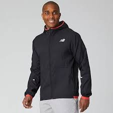 NB <b>Printed Impact</b> Run Jacket (H) – Boutique Endurance