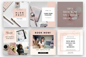 Instagram Design Caveat Instagram Design Pack Instagram Design Templates