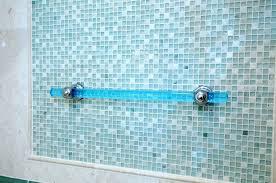 best bath systems best bath systems makes a great grabz horizon aquarium acrylic grab bar with
