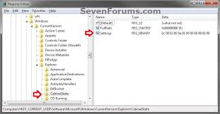 Open Each Folder In The Same Or Own Separate New Window Windows 7