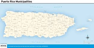maps of puerto rico  free printable travel maps from moon guides