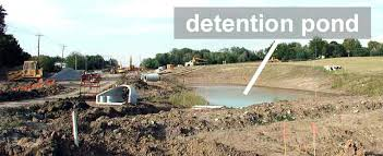 detention ponds collect runoff and sediments from small areas during land disturbance such as construction pioer how to control water products e50