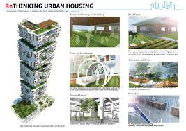 Architecture design concept Restaurant Rethinking Urban Housing Archiprix Sea 2012 Architecture Concept Design Archstudentcom Rethinking Urban Housing Archiprix Sea 2012 Architecture