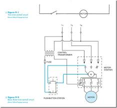 basic motor control wiring diagram wiring diagram and hernes three phase motor power control wiring diagrams