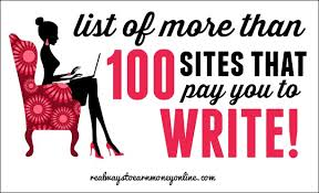 Make Money Writing Online     Sites That Pay for Articles Instphil org