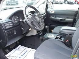 Charcoal Gray Interior 2004 Mitsubishi Endeavor LS AWD Photo ...