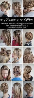 Haircolor Hair Romance 30 Braids 30