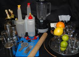 Image result for cocktail equipment