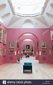 Dulwich Interior Design Dulwich Picture Gallery London England Stock Photo