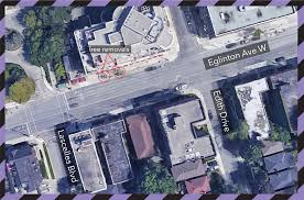 Tree Removals on Eglinton Avenue West between Edith Drive & Lascelles  Boulevard - September 21, 2020 | Crosstown