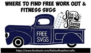 Cheapest stock svg files website! Where To Find Free Fitness Work Out Inspired Svgs