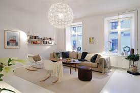 white living room apartment design beautiful white living room