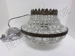 ceiling lights collection on daily find pottery barn wood bead chandelier beaded dalila crystal