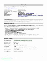 Resume Parsing Software Free Fantastic Free Cv Parsing Tool Contemporary Entry Level Resume 46
