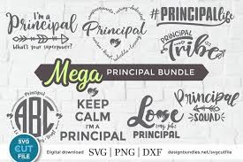 We'll help you find free icons for your web projects, apps, magazines, posters, advertising designs or in any other way. Principal Svg Bundle Elementary School Principal Svg Bundle 412108 Cut Files Design Bundles