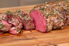 Perfect Seriously Roast Beef Tenderloin Thermoworks