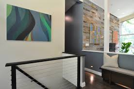 installation view nbsp recess hgtv property brothers 2016 season 10 episode on property brothers wall art with kenise barnes fine art