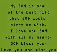 Mother And Son Love Quote Quotes About Love For Son Inspirational