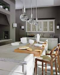 kitchen hanging pendant lights above island good looking light over
