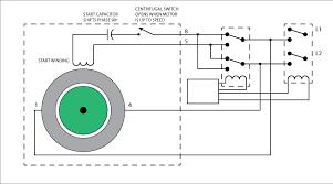 reversible single phase ac motor wiring diagram wiring solutions Reversible Electric Motor Wiring Diagram wiring diagram for forward reverse single phase motor impremedia net