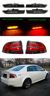 How To Replace Side Marker Light On Acura Tl Details About Depo Type S Smoke Led Side Marker Tail Light Set For 04 05 06 07 08 Acura Tl