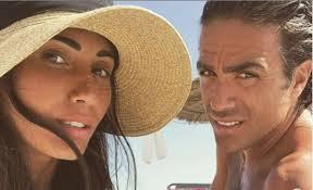 Federica Nargi e Alessandro Matri 'hot' in barca: il lato B ...